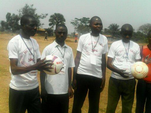 Bible Camp 2014 Tshikapa