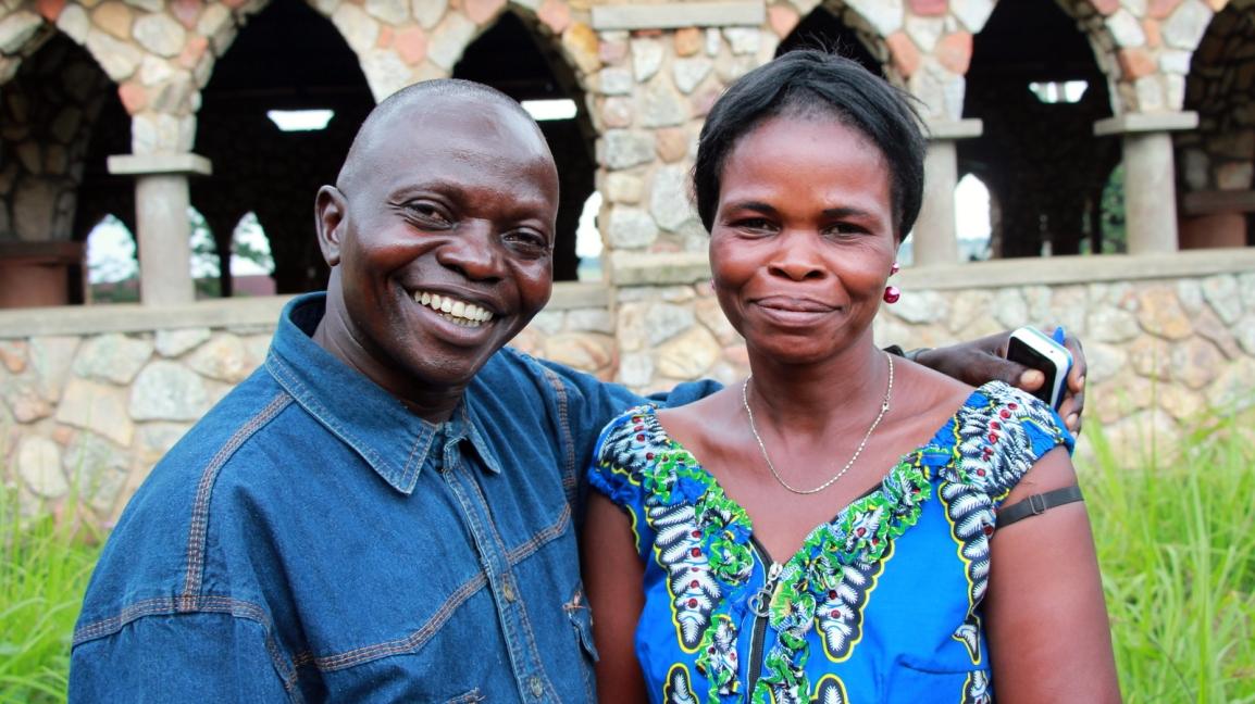 M & Mme Mukedi