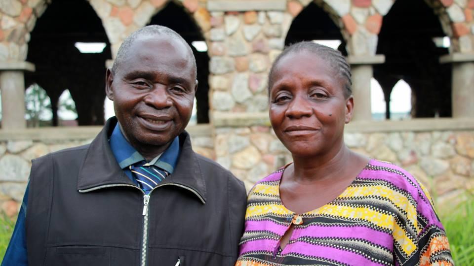 Couple Lukombo