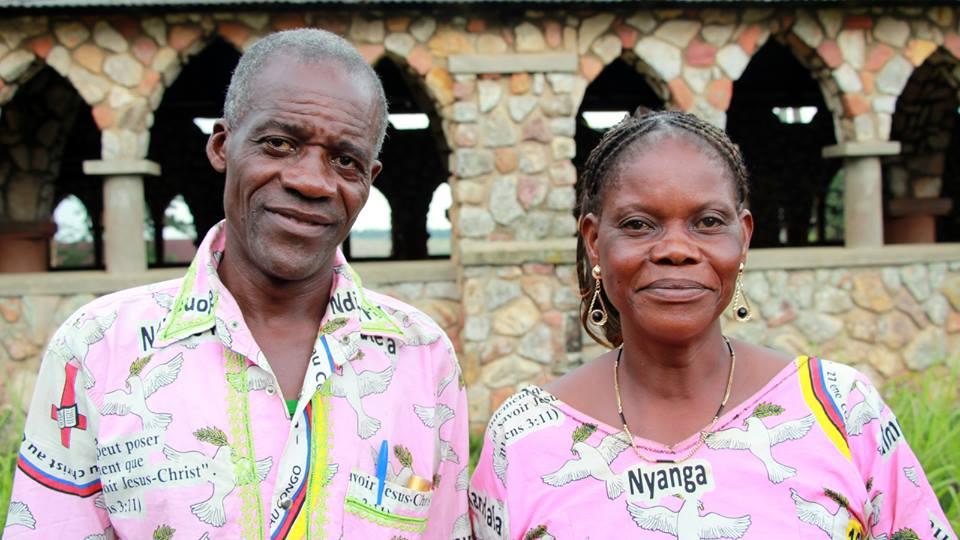 Couple Rev. Muwawa BJB
