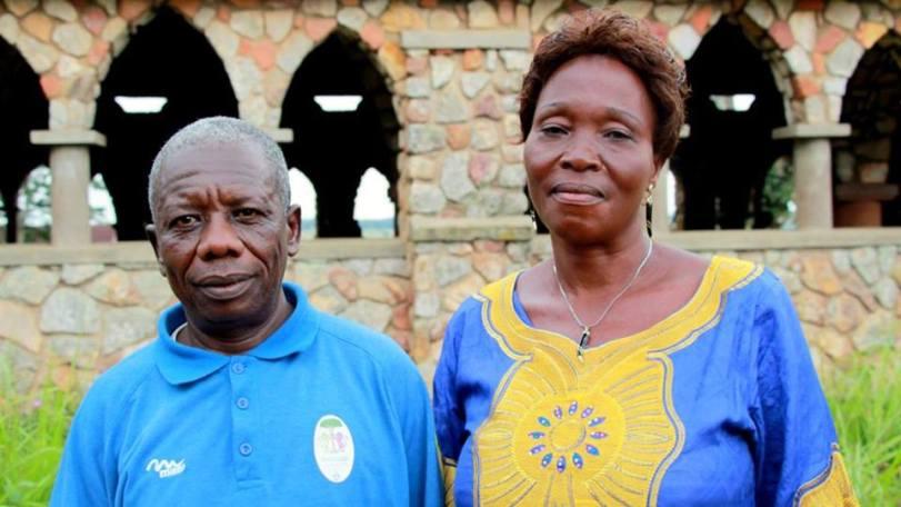 #14.CLCN.Couple Rev. Munganga