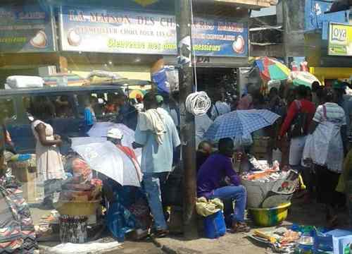 Kinshasa, 12 million citizens